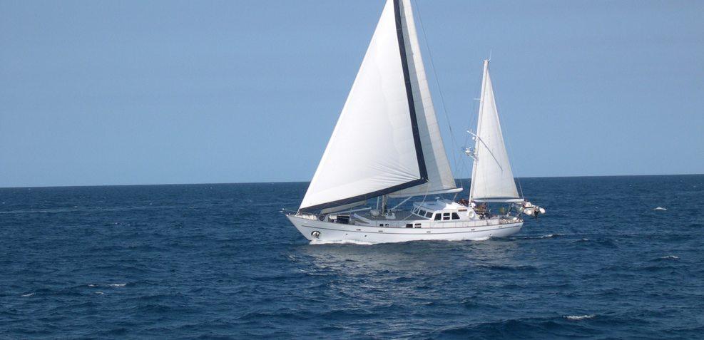 Lord Jim Charter Yacht