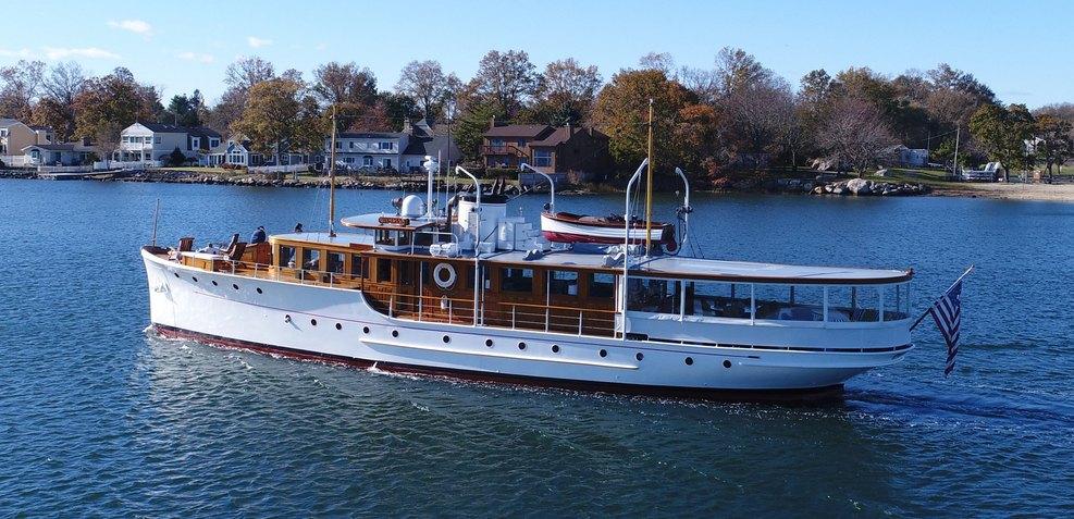 Olympus Charter Yacht