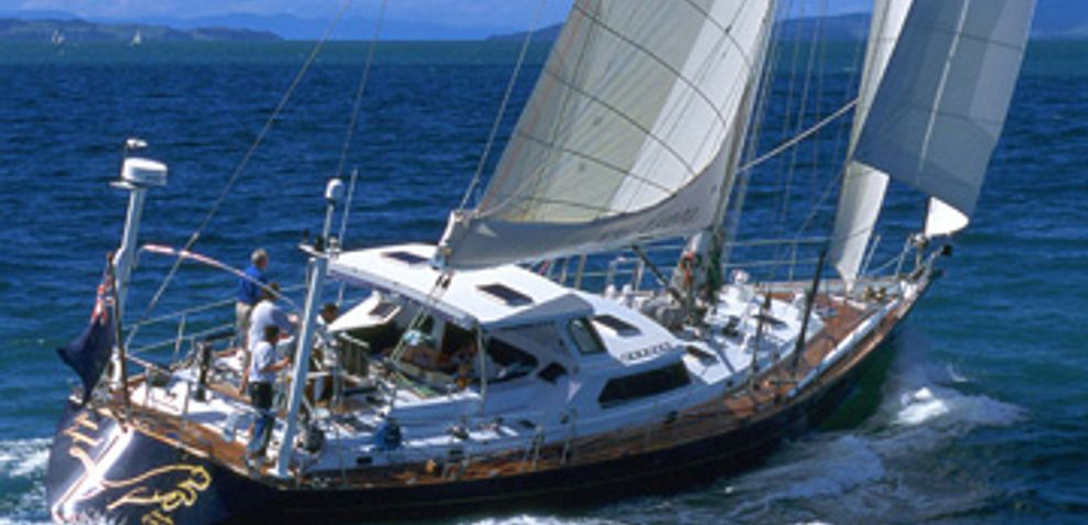 Ocean Leopard Charter Yacht
