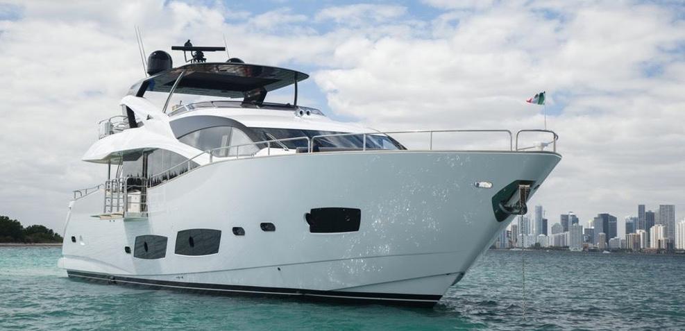 RIII Charter Yacht