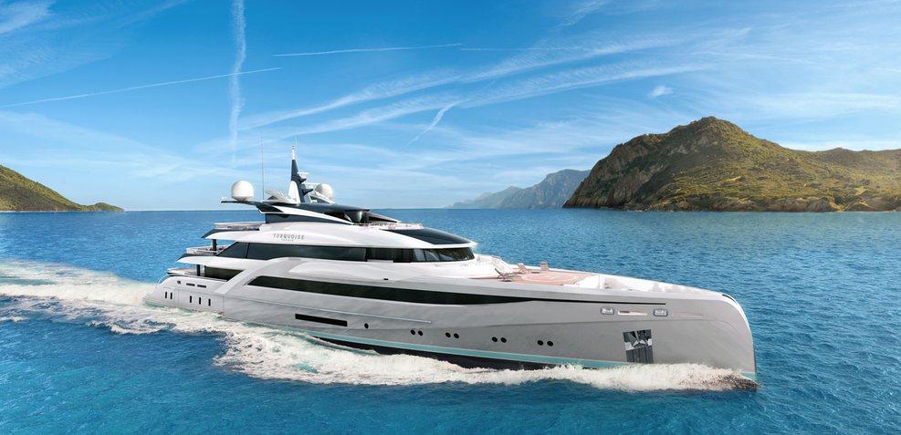 Proteksan Nl 233 Charter Yacht