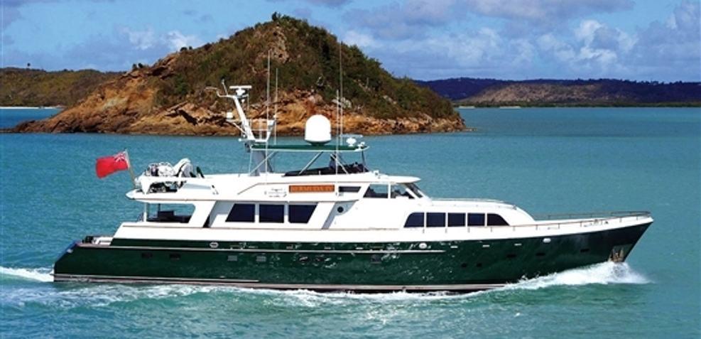Bermuda IV Charter Yacht