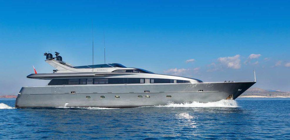 Summer Fun Charter Yacht