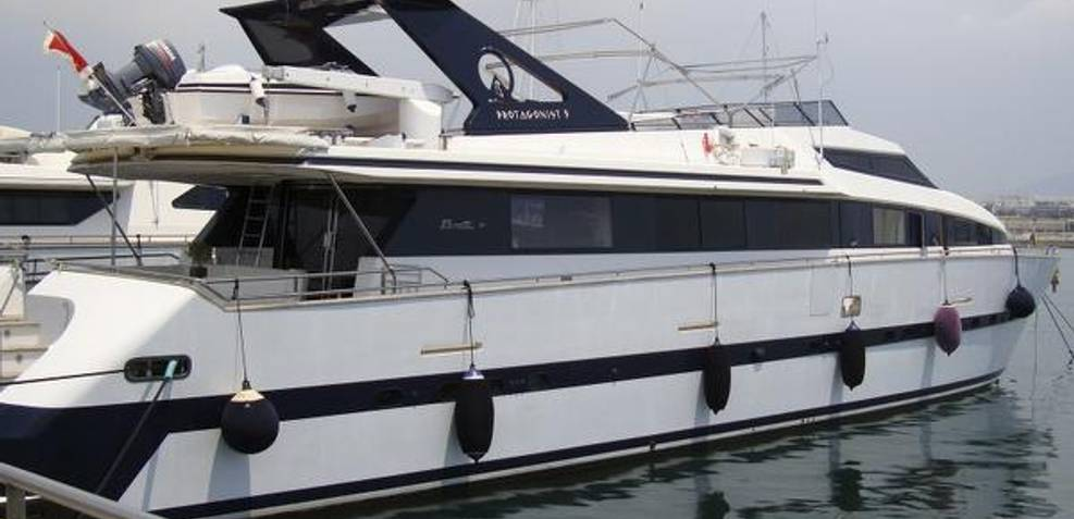 Protagonist Charter Yacht