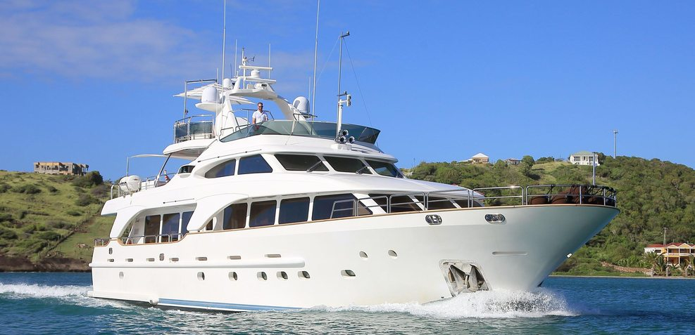 New Star Charter Yacht