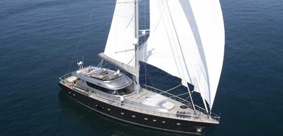 Sylver K Charter Yacht