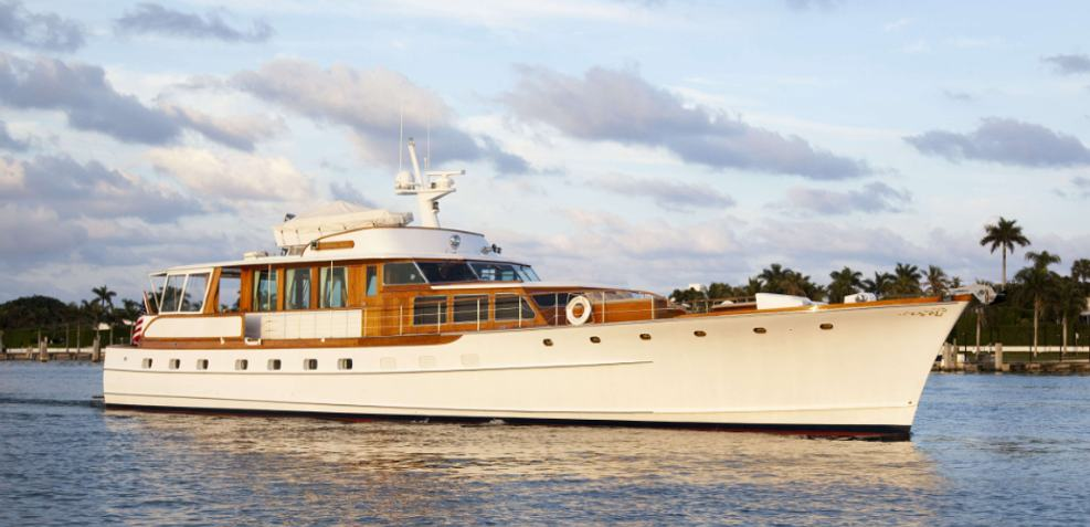 Wishing Star Charter Yacht