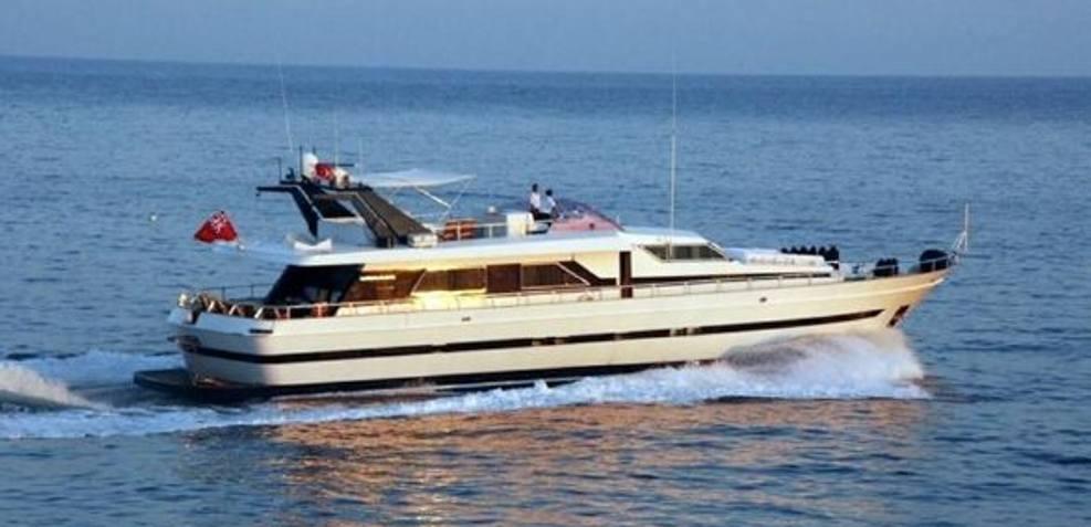 Lagoon Charter Yacht