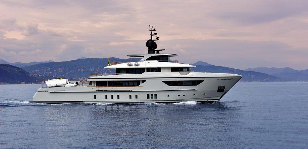 X Charter Yacht
