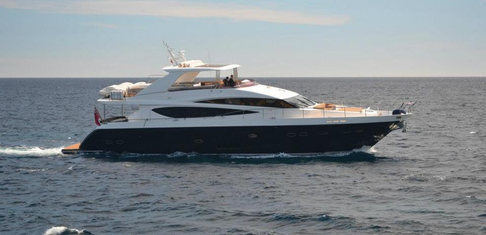 Rough Diamond Charter Yacht