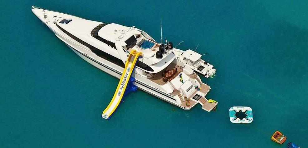 Impulsive Charter Yacht
