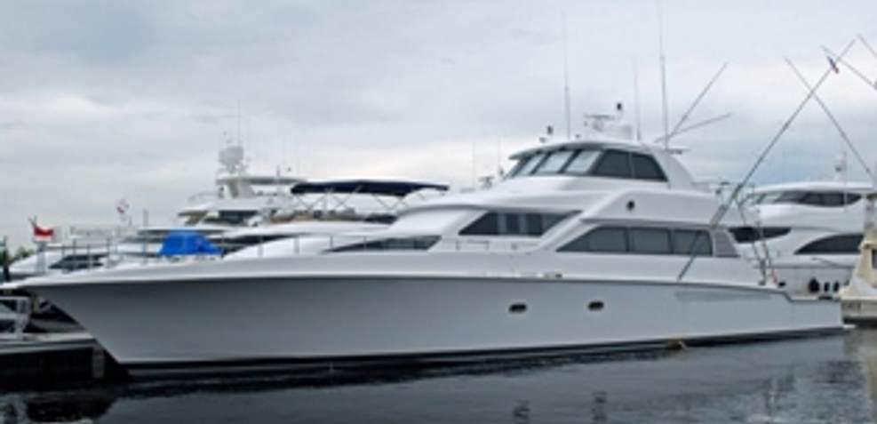 Slice Of Life III Charter Yacht