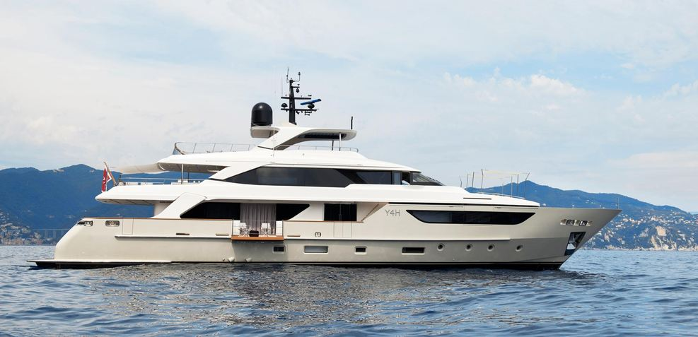 Y4H Charter Yacht