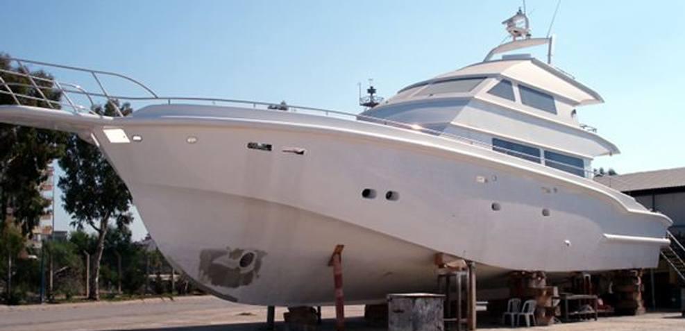 Isposa Charter Yacht