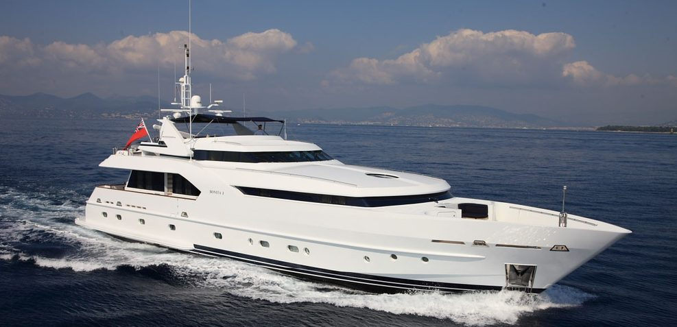 Xanadu of London Charter Yacht
