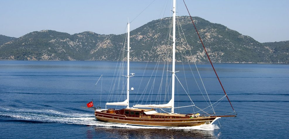 Take It Easier Charter Yacht