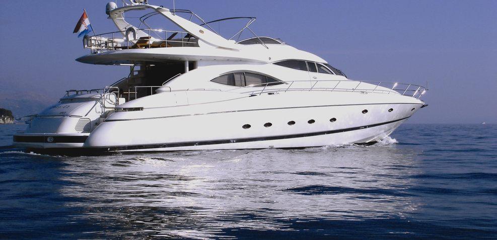 Daisy D. Charter Yacht