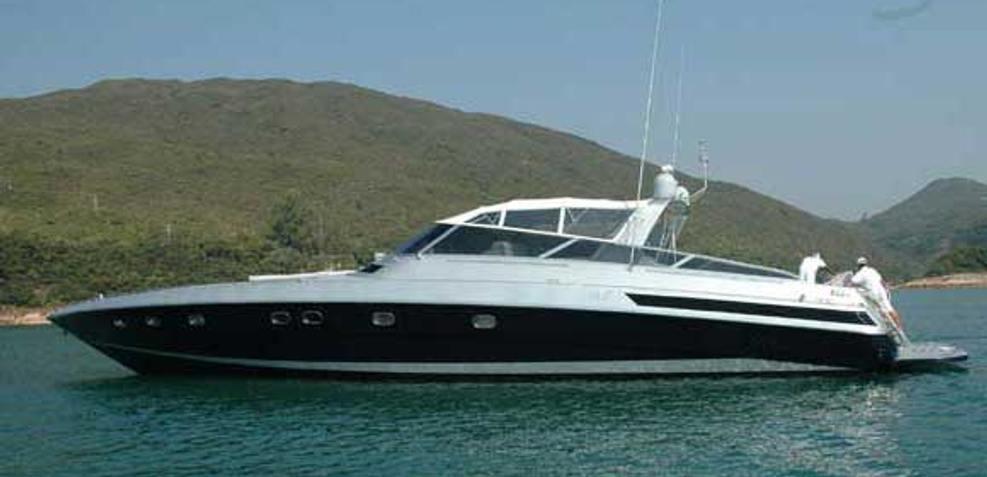 Baia 80 Charter Yacht