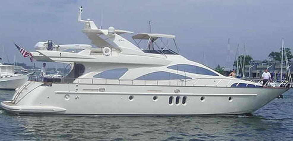 Gods Gift Charter Yacht