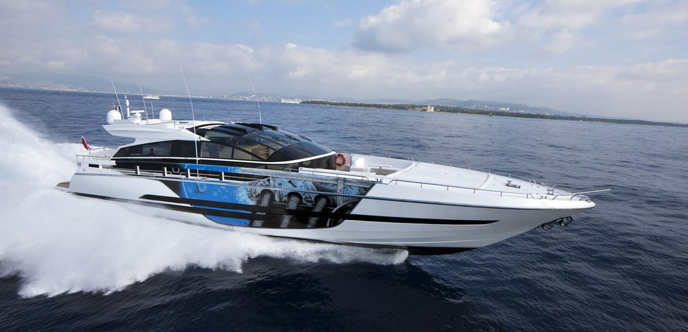 Astro Charter Yacht