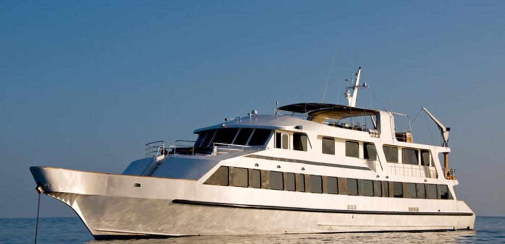 Integrity Charter Yacht