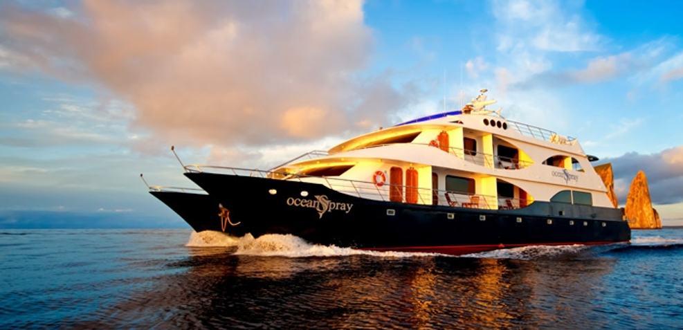 Ocean Spray Charter Yacht