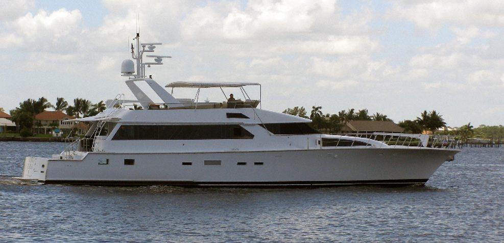 Viking Fjord II Charter Yacht