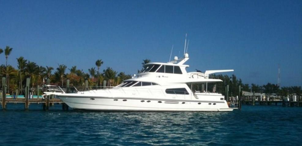 Charmer Charter Yacht