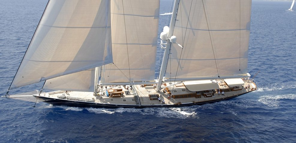 Athos Charter Yacht