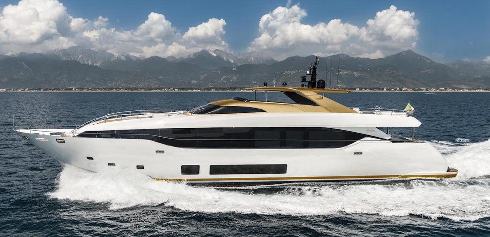 Taboo of the Seas Charter Yacht