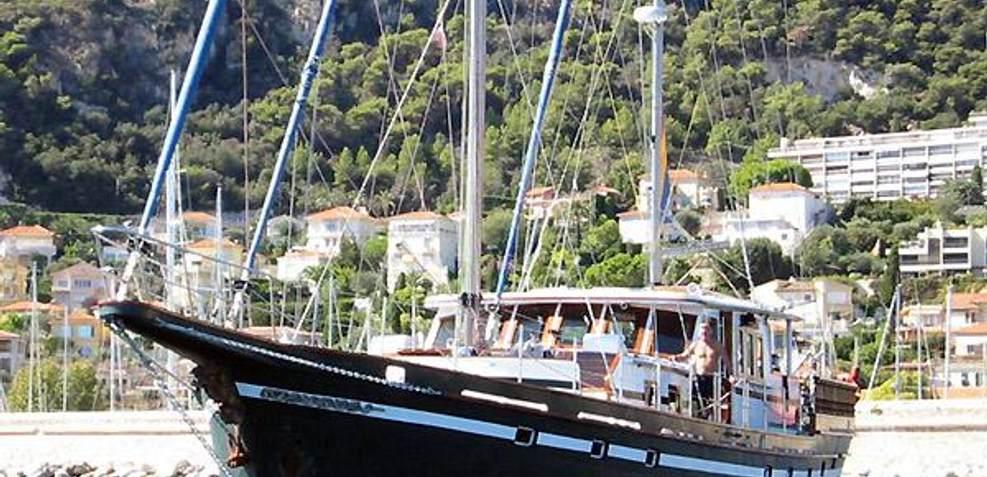 Bojaros Charter Yacht