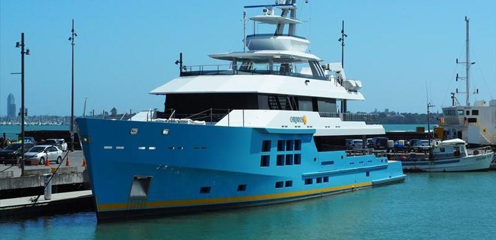 Chirundos Charter Yacht