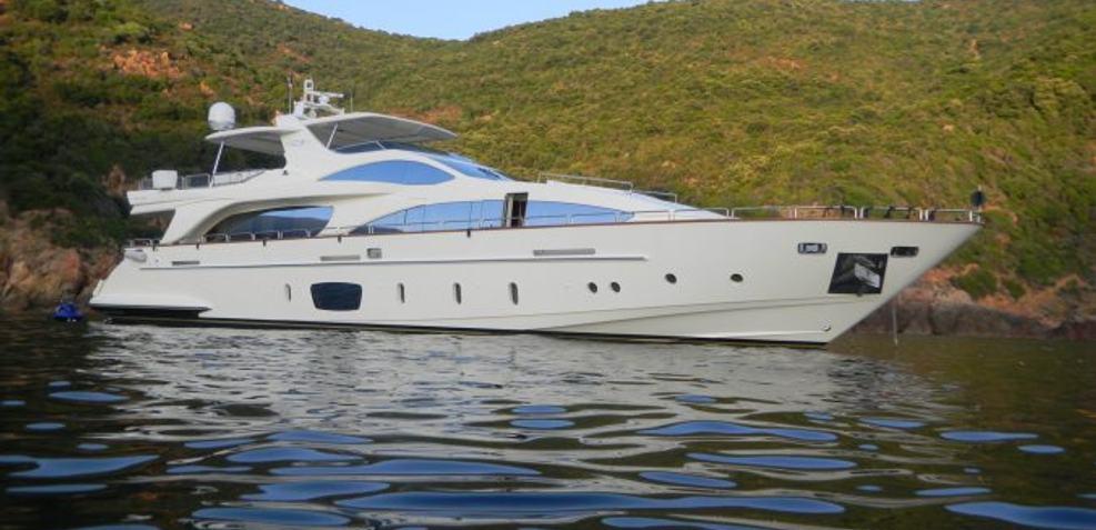 Almata Charter Yacht