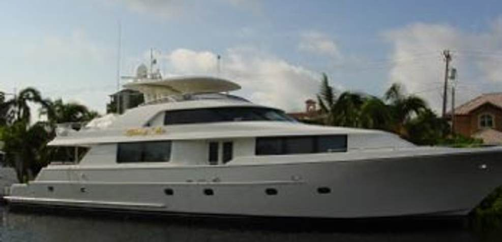 Ginny Lee Charter Yacht