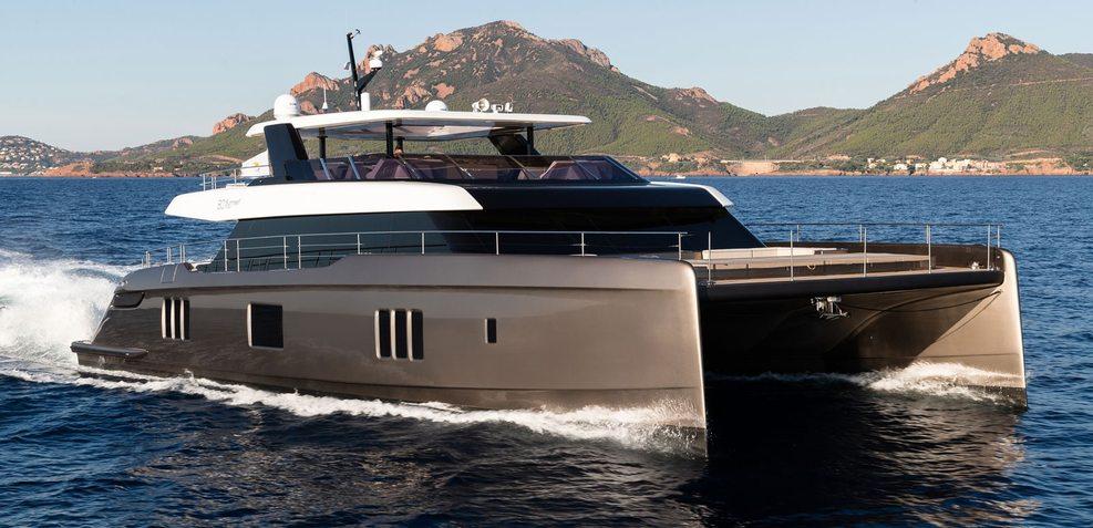 Otoctone 80 Charter Yacht