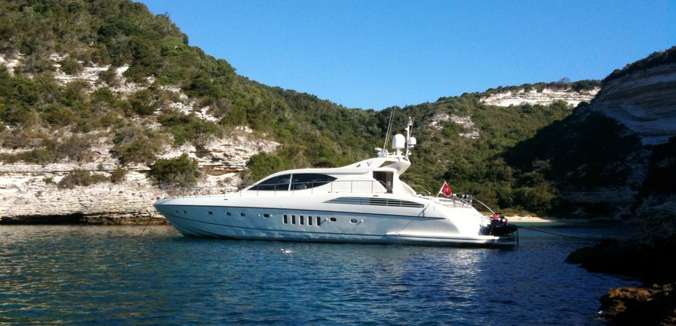 Last Chance Charter Yacht