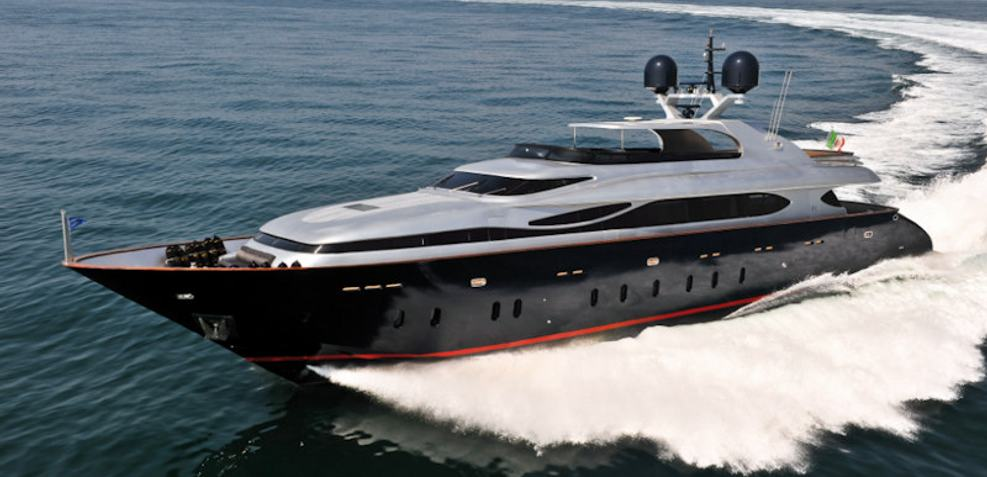 Theo Charter Yacht