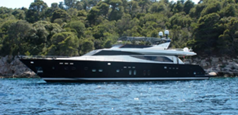 Bjorg II Charter Yacht