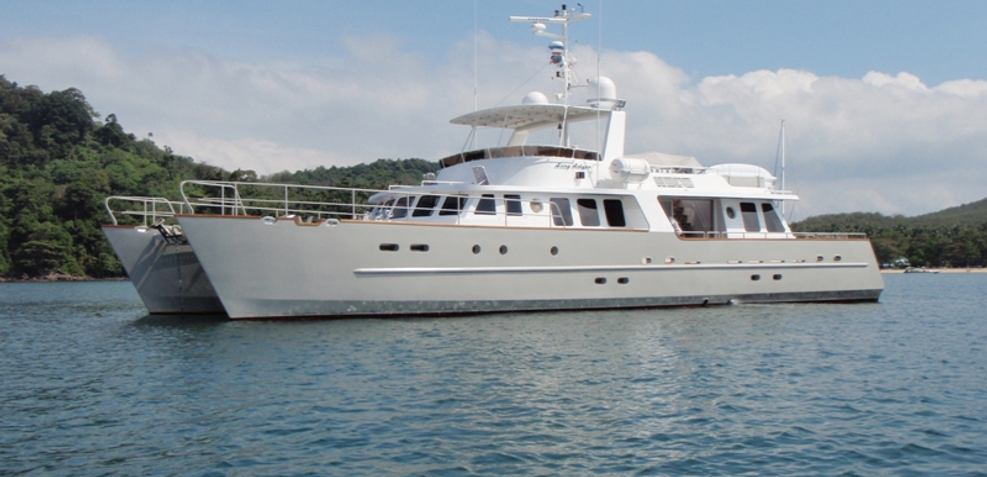 Song Saigon Charter Yacht