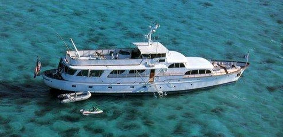 Beth Charter Yacht