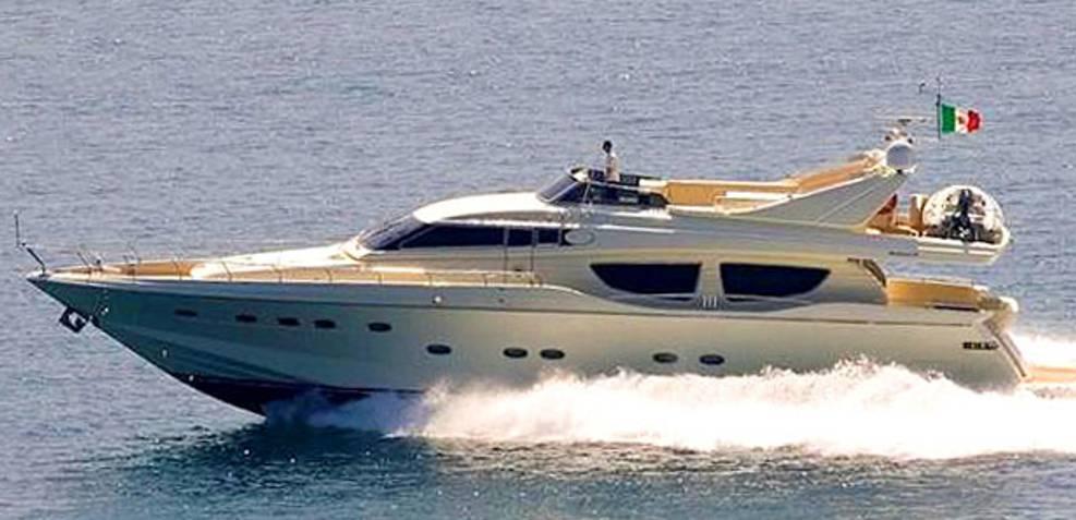Yasemi Charter Yacht