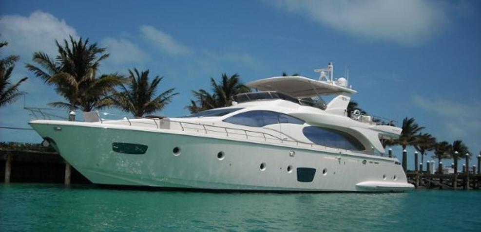 Kassidy Lynn Charter Yacht