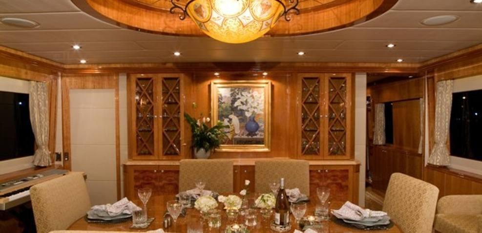 Brandi Wine Charter Yacht