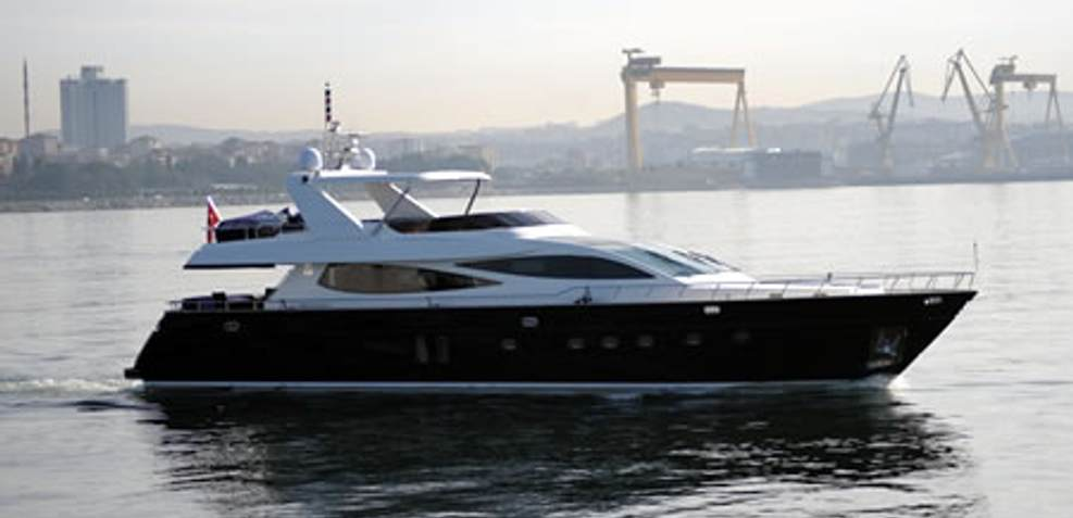 Hakhanorya Charter Yacht