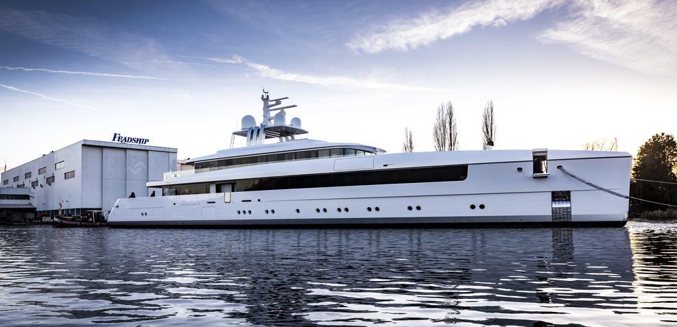 Najiba Charter Yacht