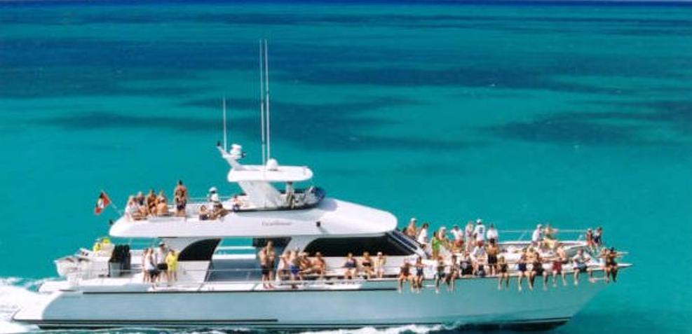 Atlantis 80 Charter Yacht