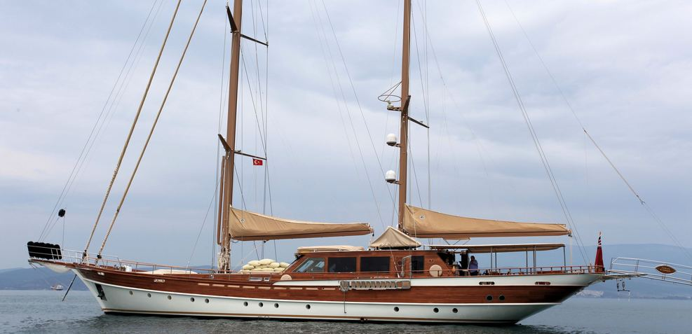 Don Chris Charter Yacht
