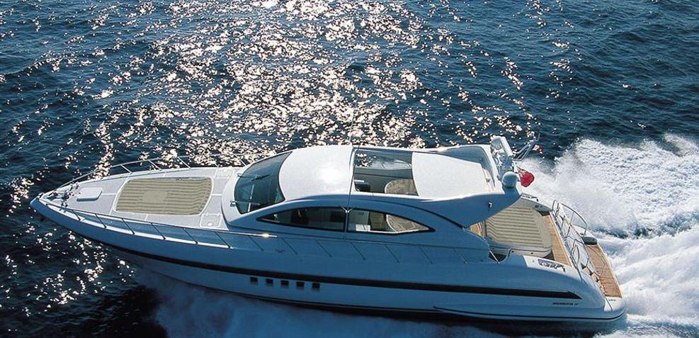 Sea Lion II Charter Yacht