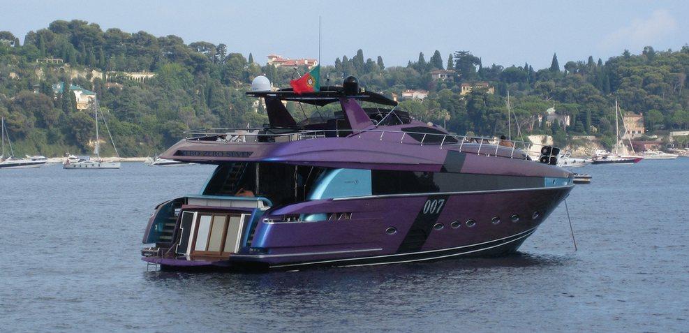 007 Yacht - Rodriquez Yachts | Yacht Charter Fleet