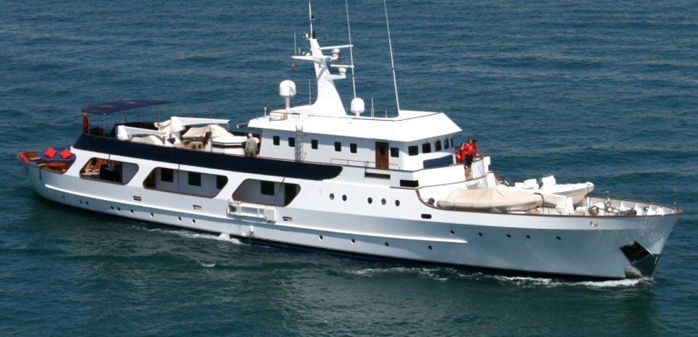 Albacora of Tortola Charter Yacht